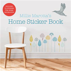 Millie Marotta\'s Home Sticker Book: over 75 stickers or decals for wall and home decoration
