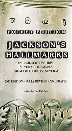 Pocket Edition Jackson's Hallmarks of English, Scottish, Iri