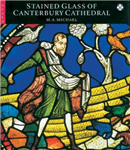 Stained Glass of Canterbury Cathedral