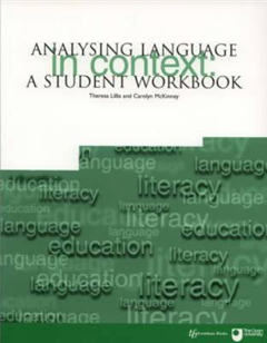 Analysing Language in Context: A Student Workbook