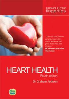 4th ed Heart Health: Answers at Your Fingertips