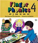 Finger Phonics Book 4: ai, j, oa, ie, ee, or