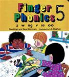 Finger Phonics Book 5: z, w, ng, v, oo, oo