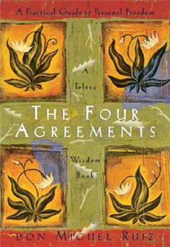 Four Agreements Illustrated Edition: A Practical Guide to Pe
