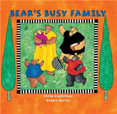 Bear\'s Busy Family