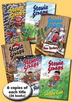Stewie Scraps Shared Reading Pack