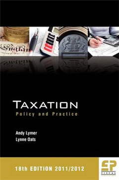 Taxation: Policy & Practice: 2011/12
