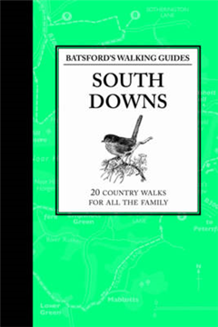 Batsford\'s Walking Guides: South Downs