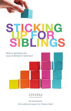 Sticking Up for Siblings: Who\'s Deciding the Size of Britain\'s Families?