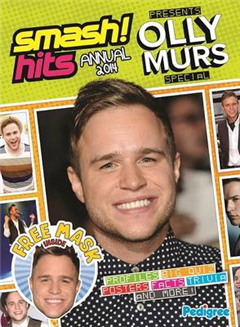 Smash Hits Olly Murs Annual: 2014