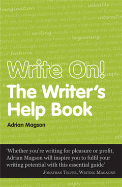 Write On: The Writer\'s Help Book