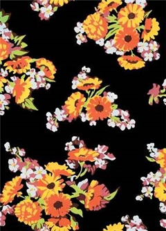 Florals: Magnet Journal: Original Designs from the Archives of Susan Collier & Sarah Campbell