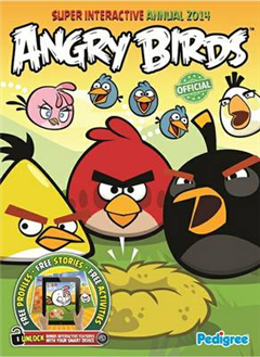 Angry Birds Super Interactive Annual: 2014