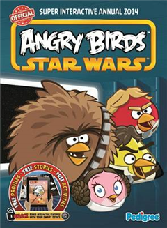 Angry Birds Star Wars Super Interactive Annual: 2014