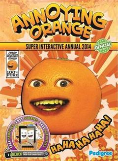 Annoying Orange Super Interactive Annual: 2014