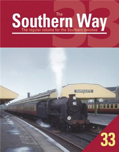 The Southern Way: Issue 33: The Regular Volume for the Southern Devotee: Issue 33