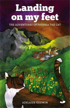 Landing On My Feet: The Adventures of Poohka the Cat