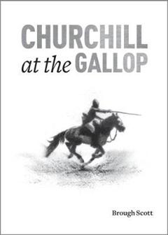 Churchill at the Gallop