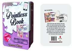 Pointless Book Collection Tin