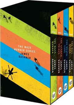 Maze Runner Series - Box Set