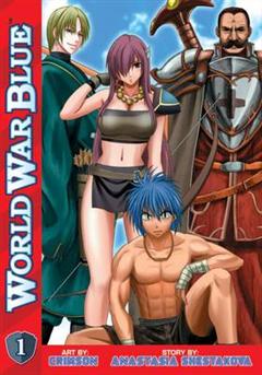 World War Blue: Vol.1