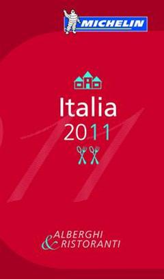Michelin Guide Italia 2011: 2011