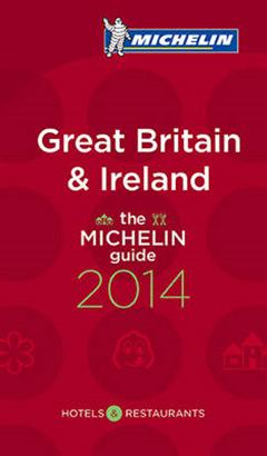 Michelin Guide Great Britain & Ireland 2014