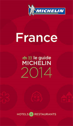 France 2014 Michelin Guide