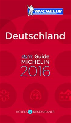 Michelin Guide Germany Deutschland