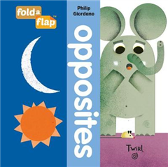 Fold-a-Flap: Opposites