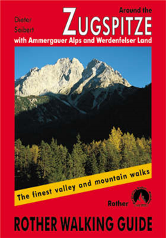 Zugspitze walking guide: 1997