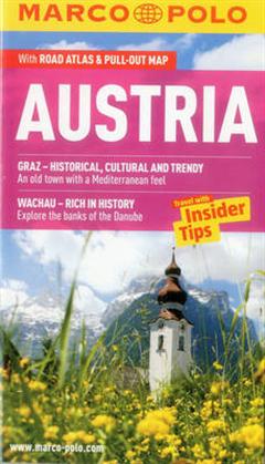 Austria Marco Polo Pocket Guide
