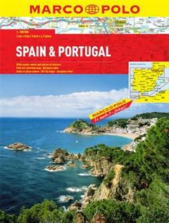 Spain / Portugal Marco Polo Atlas