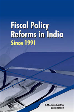 Fiscal Policy Reforms in India Since 1991