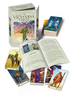 Vice-Versa Tarot - Book and Cards Set