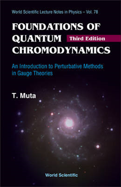Foundations Of Quantum Chromodynamics: An Introduction To Perturbative Methods In Gauge Theories (3rd Edition)
