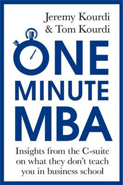 One Minute MBA