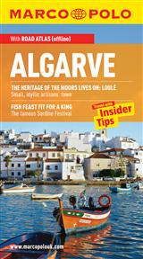 Algarve Marco Polo Travel Guide