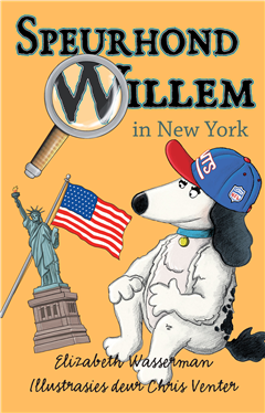 Speurhond Willem in New York