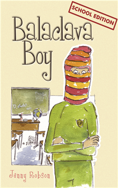 Balaclava Boy (school edition)