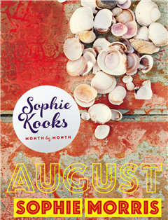 Sophie Kooks Month by Month: Sophie Kooks August