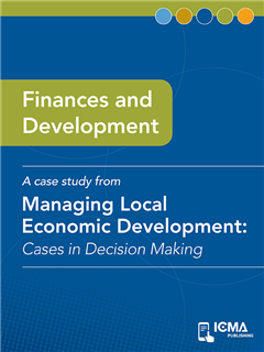 Finances and Development