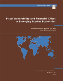 Fiscal Vulnerability and Financial Crises in Emerging Market Economies