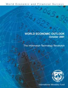 World Economic Outlook, October 2001: The Information Technology Revolution