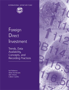 Foreign Direct Investment: Trends, Data Availability, Concepts, and Recording Practices