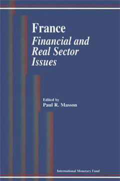 France: Financial and Real Sector Issues