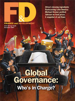 Finance & Development, December 2007