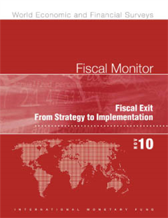 Fiscal Monitor, November 2010: Fiscal Exit - From Strategy to Implementation