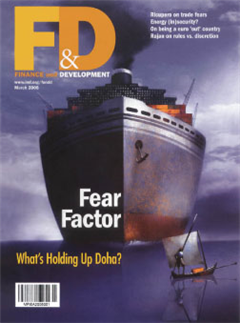 Finance & Development, March 2005