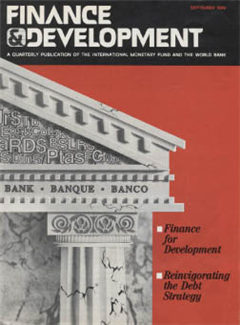 Finance & Development, September 1989